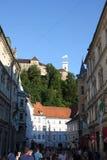 Λουμπλιάνα Σλοβενία Στοκ Εικόνα