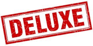 Λουξ γραμματόσημο ελεύθερη απεικόνιση δικαιώματος