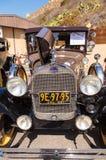Λουξ πόλης φορείο της Ford της Tan 1929 Στοκ εικόνα με δικαίωμα ελεύθερης χρήσης