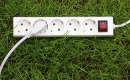 λουρίδα ισχύος χλόης Στοκ εικόνες με δικαίωμα ελεύθερης χρήσης