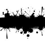 λουρίδα μελανιού ανασκόπησης ελεύθερη απεικόνιση δικαιώματος