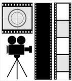 λουρίδα ταινιών Στοκ φωτογραφίες με δικαίωμα ελεύθερης χρήσης