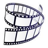 λουρίδα ταινιών Στοκ εικόνες με δικαίωμα ελεύθερης χρήσης