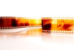 λουρίδα ταινιών Στοκ Εικόνες