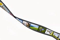 λουρίδα ταινιών στοκ φωτογραφία με δικαίωμα ελεύθερης χρήσης