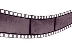 λουρίδα ταινιών grunge Στοκ Εικόνες