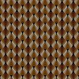 Λουρίδες ή καλώδιο φιαγμένες από μέταλλο, που λαμπυρίζει στο φως σκοτεινός τεχνικός ανασ&k απεικόνιση αποθεμάτων