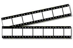 λουρίδες μονοπατιών ταινιών συνδετήρων ελεύθερη απεικόνιση δικαιώματος