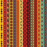λουρίδες μοτίβων διάφορες Στοκ Φωτογραφία