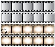 λουρίδες ταινιών Στοκ εικόνες με δικαίωμα ελεύθερης χρήσης