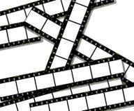 λουρίδες ταινιών Στοκ Εικόνες