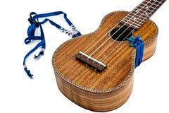 λουρί αγάπης ukulele Στοκ Εικόνες