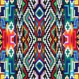 Λουρίδα-ζώνη μαλλιού με τα ζωηρόχρωμα σχέδια Στοκ φωτογραφία με δικαίωμα ελεύθερης χρήσης