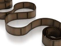 Λουρίδα ταινιών φωτογραφιών Στοκ εικόνα με δικαίωμα ελεύθερης χρήσης