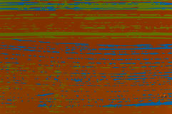 Λουρίδες χρώματος Στοκ Εικόνα