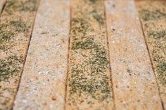 Λουρίδες ψωμιού Στοκ Φωτογραφία