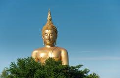 Λουρί ANG Wat muang Στοκ εικόνα με δικαίωμα ελεύθερης χρήσης