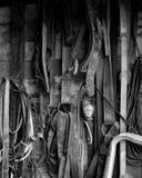 Λουριά Στοκ φωτογραφία με δικαίωμα ελεύθερης χρήσης