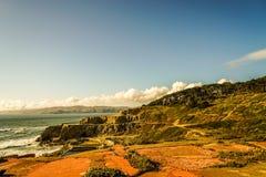 Λουτρά Sutro Ειρηνικών Ωκεανών Στοκ Εικόνες
