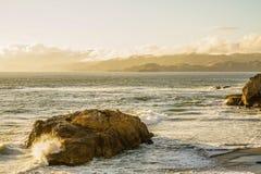 Λουτρά Sutro Ειρηνικών Ωκεανών στοκ εικόνα