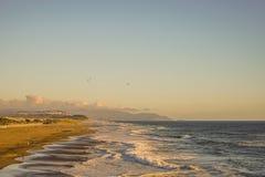 Λουτρά Sutro Ειρηνικών Ωκεανών στοκ φωτογραφίες με δικαίωμα ελεύθερης χρήσης