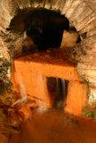 λουτρό Ρωμαίος υδραγωγείων Στοκ φωτογραφίες με δικαίωμα ελεύθερης χρήσης