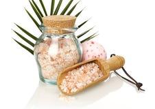 Λουτρό aromatherapy Στοκ Φωτογραφία