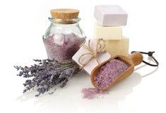 Λουτρό aromatherapy Στοκ φωτογραφία με δικαίωμα ελεύθερης χρήσης