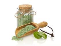 Λουτρό aromatherapy Στοκ Φωτογραφίες