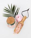 Λουτρό aromatherapy Στοκ Εικόνα