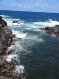 Λουτρό kauai βασιλισσών Στοκ φωτογραφία με δικαίωμα ελεύθερης χρήσης