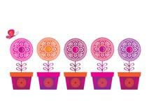 Λουλούδια άνοιξη. Στοκ Φωτογραφίες