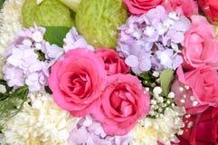 Λουλούδια γαμήλιων ανθοδεσμών Στοκ εικόνες με δικαίωμα ελεύθερης χρήσης