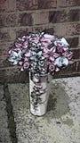 Λουλούδια κινούμενων σχεδίων Στοκ Φωτογραφίες