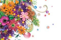 Λουλούδια που γίνονται όμορφα η τέχνη Στοκ φωτογραφία με δικαίωμα ελεύθερης χρήσης