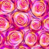 Λουλούδια τριαντάφυλλων ball color crystal illustration magic set vector Στοκ φωτογραφία με δικαίωμα ελεύθερης χρήσης
