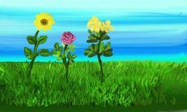 Λουλούδι δέντρων Στοκ Εικόνες