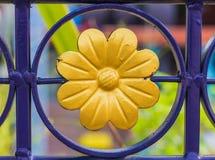 Λουλούδι αργιλίου Στοκ Εικόνα