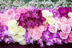Λουλούδι για τη διακόσμηση Στοκ φωτογραφία με δικαίωμα ελεύθερης χρήσης