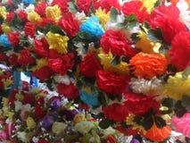 Λουλούδι γιρλαντών Στοκ εικόνες με δικαίωμα ελεύθερης χρήσης