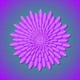 Λουλούδι επίσης corel σύρετε το διάνυσμα απεικόνισης Στοκ φωτογραφία με δικαίωμα ελεύθερης χρήσης