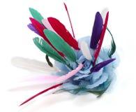 Λουλούδι και φτερά Στοκ φωτογραφία με δικαίωμα ελεύθερης χρήσης