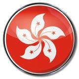 Λουλούδι και Χονγκ Κονγκ Lotus Στοκ φωτογραφία με δικαίωμα ελεύθερης χρήσης