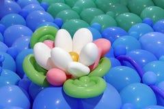 Λουλούδι μπαλονιών Στοκ φωτογραφία με δικαίωμα ελεύθερης χρήσης