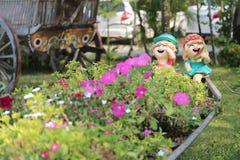 Λουλούδι στον κήπο Στοκ Εικόνα