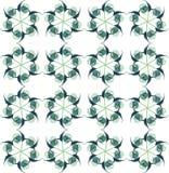 Λουλούδι σχεδίων Στοκ Εικόνες