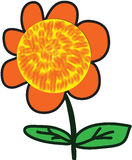 Λουλούδι Στοκ εικόνα με δικαίωμα ελεύθερης χρήσης