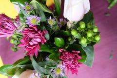 Λουλούδι bouguet Στοκ φωτογραφία με δικαίωμα ελεύθερης χρήσης