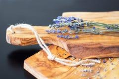 Λουλούδι lavender Στοκ Φωτογραφίες