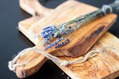 Λουλούδι lavender Στοκ φωτογραφία με δικαίωμα ελεύθερης χρήσης